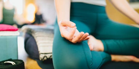 Free Yin Yoga, Aromatherapy and Chakras Balancing Yoga Class tickets