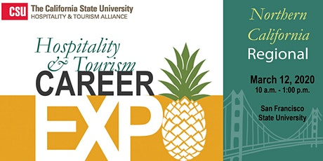 Student Registration: 2020 CSU Hospitality & Tourism Career Expo tickets