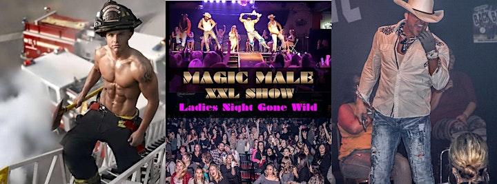MAGIC MALE XXL SHOW   Rochester, IN image
