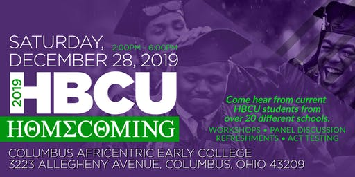 HBCU Homecoming 2019