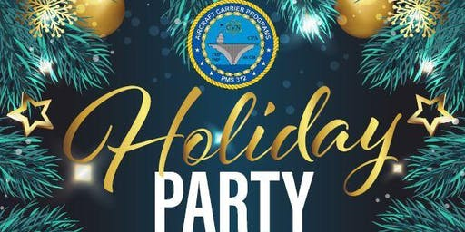 PMS 312 Holiday Party! (RSVP by 6 December)