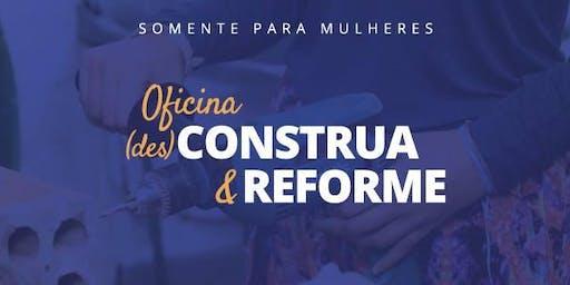 (des)Construa & Reforme: Pintura