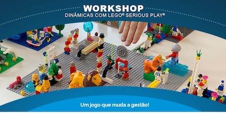 Campinas/SP | Workshop de dinâmicas com LEGO® SERIOUS PLAY® Open-Source  ingressos