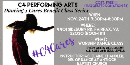 Dancing 4 Cures Benefit Class Series