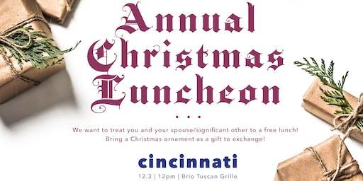 Annual Plum Tree Realty Christmas Party | Cincinnati