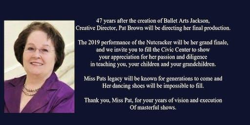 Celebrating Pat Brown