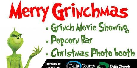 Merry Grinchmas! tickets
