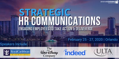 Strategic HR Communications