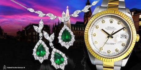 Ottawa ON 11.24.2019 at 1pm – Fine Jewellery & Swiss Watch Live Auction tickets