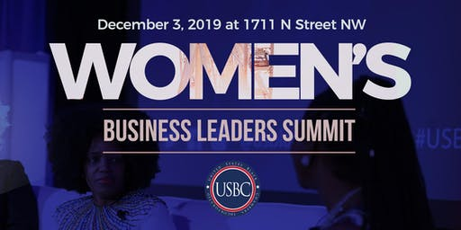 USBC Women's Business Leaders Summit