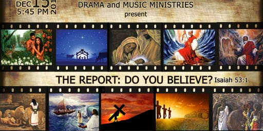 THE REPORT: DO YOU BELIEVE?