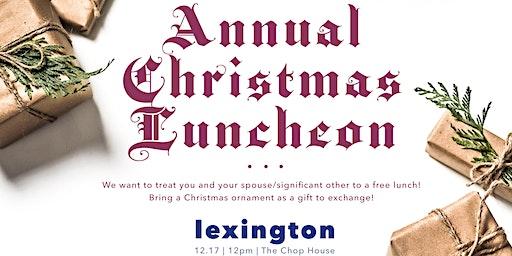 Annual Plum Tree Realty Christmas Party | Lexington