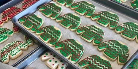 Holiday Cookie Decorating Workshop with Melissa's Simply Sweet tickets
