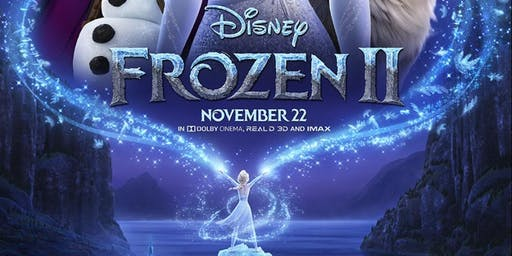 """See It On The Big Screen at Disney Springs: """"Frozen 2"""""""