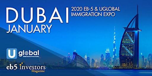 2020 EB-5 & Uglobal Immigration Expo Dubai