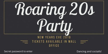 Roaring 20s New Years Eve Party tickets