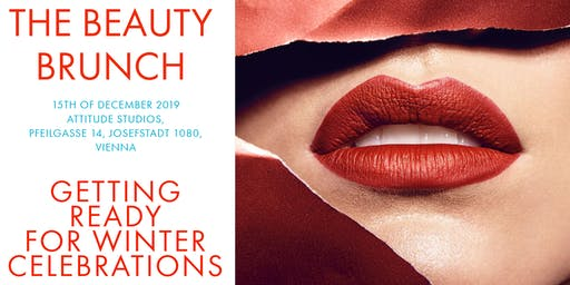 THE BEAUTY BRUNCH| 15TH OF DECEMBER| VIENNA