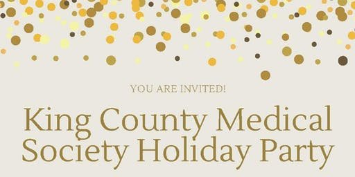 King County Medical Society Holiday Party 2019