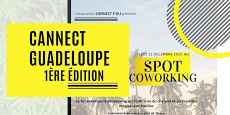 CANNECT GUADELOUPE 1ère Edition  billets