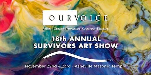 Our VOICE Survivors Art Show