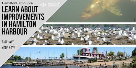 Hamilton Harbour Remedial Action Plan Public Forum Meeting #2 tickets