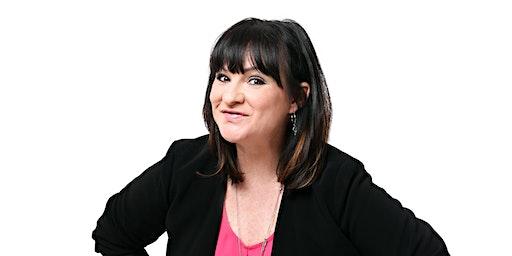 Geneviève Gagnon en supplémentaire spectacle d'humour- Granby