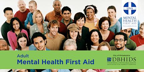 Adult Mental Health First Aid @ Merakey (December 9th & 10th) tickets