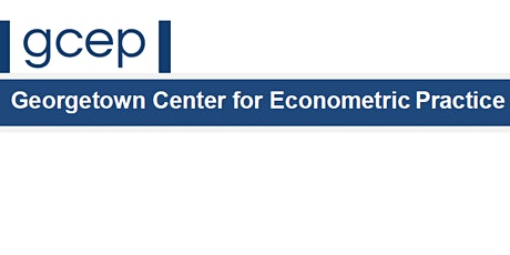 "GCEP Masterclass: ""Econometric Methods for High-Dimensional Data"" tickets"