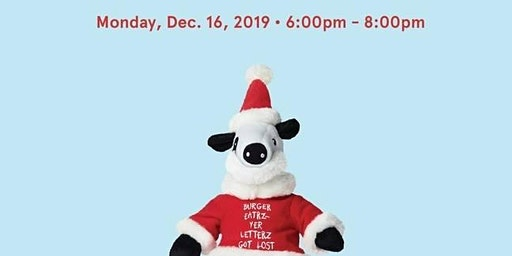 Dinner with Santa-(sold out)