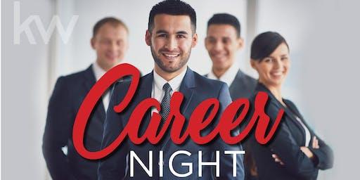 November Career Night at KWCP Springfield