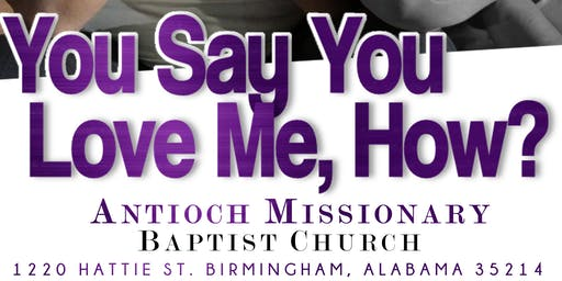 Rita Perry Presents You Say You Love Me, How? A Stageplay.