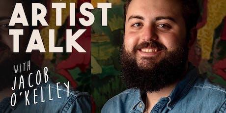 SFQP Artist Talk with Jacon O'Kelley! tickets