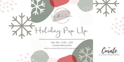 FREE Cookie Pop-Up Shop w/ Vanilla & Cream