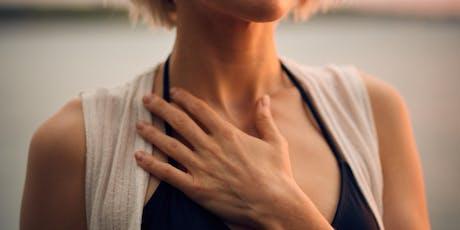 Healthy Breast Yoga Series tickets