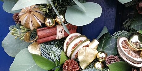 Christmas wreath & table decoration workshop tickets