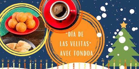 Le jour des petites bougies - Célébration traditionnelle colombienne billets