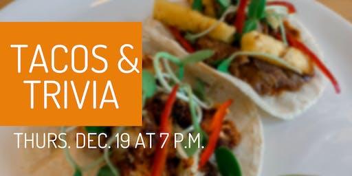 Tacos and Trivia at Nuevo