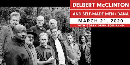Delbert McClinton & Self Made Men and Dana