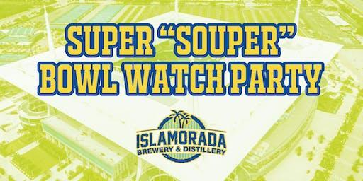 Big Game Watch Party at Islamorada Brewery & Distillery