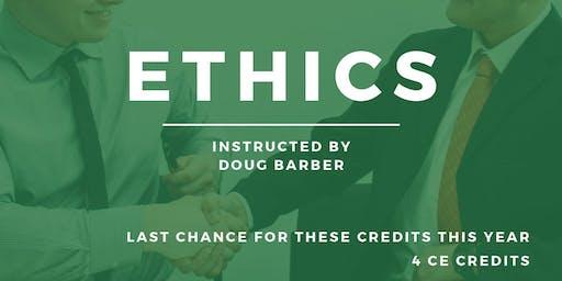 Colorado Springs - Ethics
