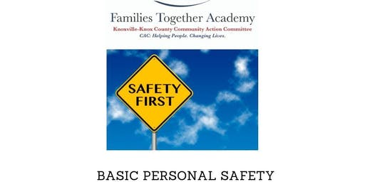 Basic Personal Safety