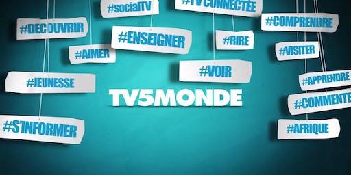 Atelier français: TV 5 Monde