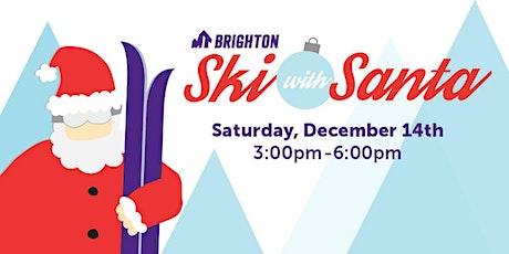 Ski with Santa tickets