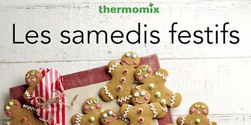 Atelier découverte Thermomix® - En mode festif!