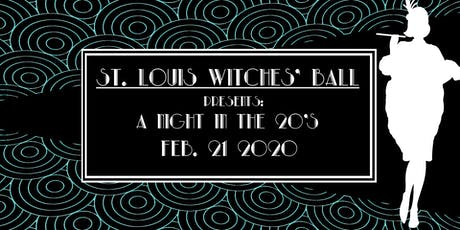 St. Louis Witches' Ball - The Roaring 20's tickets