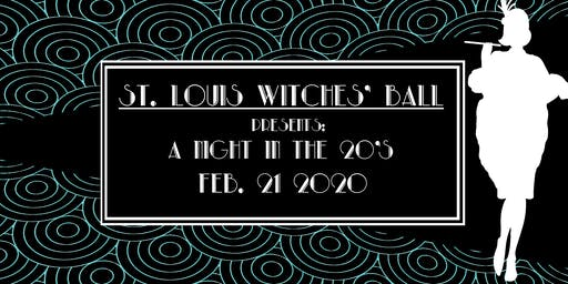 St. Louis Witches' Ball - The Roaring 20's