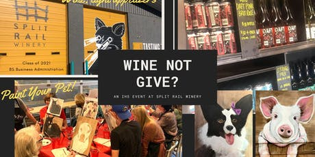 Wine Not Give | Paint Your Pet tickets