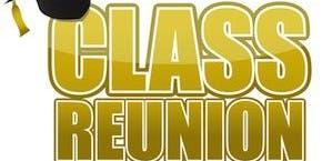 Class of 2010  Ten Year Reunion 80/90s Themed