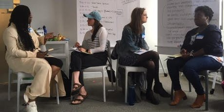 Grounded Program Design: Incorporating Anti-Oppression Approaches to Social Justice Work tickets