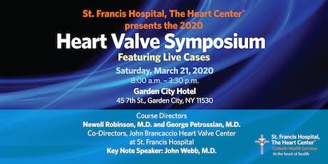 Heart Valve Symposium 2020 tickets